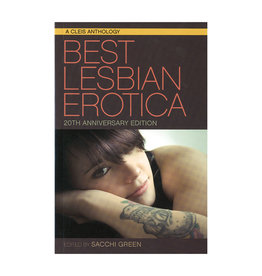Cleis Press Best Lesbian Erotica 20th Anniversary
