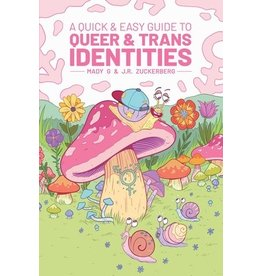 Microcosm Publishing A Quick & Easy Guide to Queer & Trans Identities