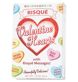 Risque Candy Hearts