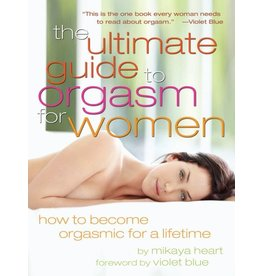 Cleis Press Ultimate Guide to Orgasm for Women