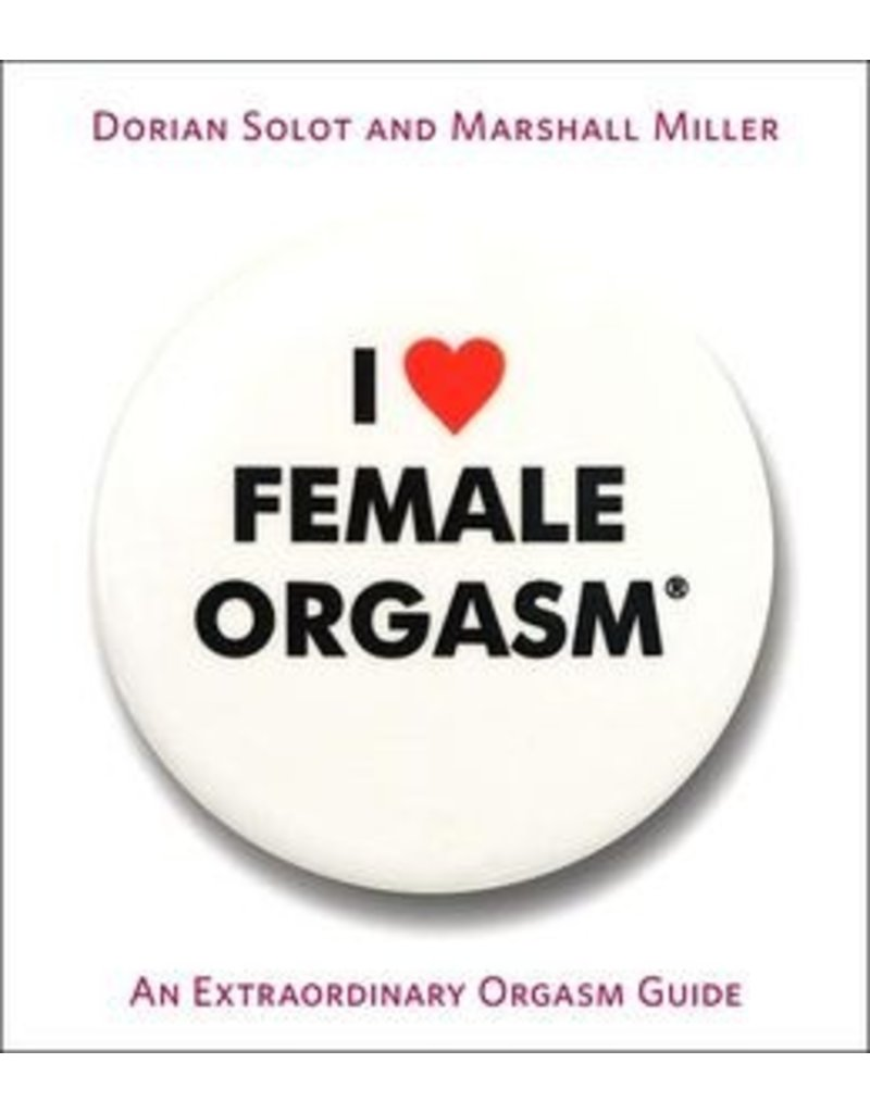 Da Capo Press I Heart Female Orgasm