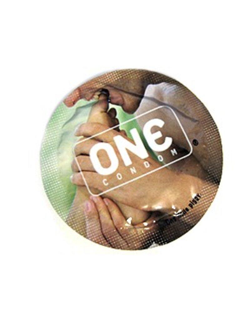 One Condoms Condom: One Pleasure Dome