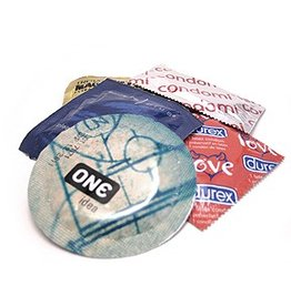 XL Condom Sampler