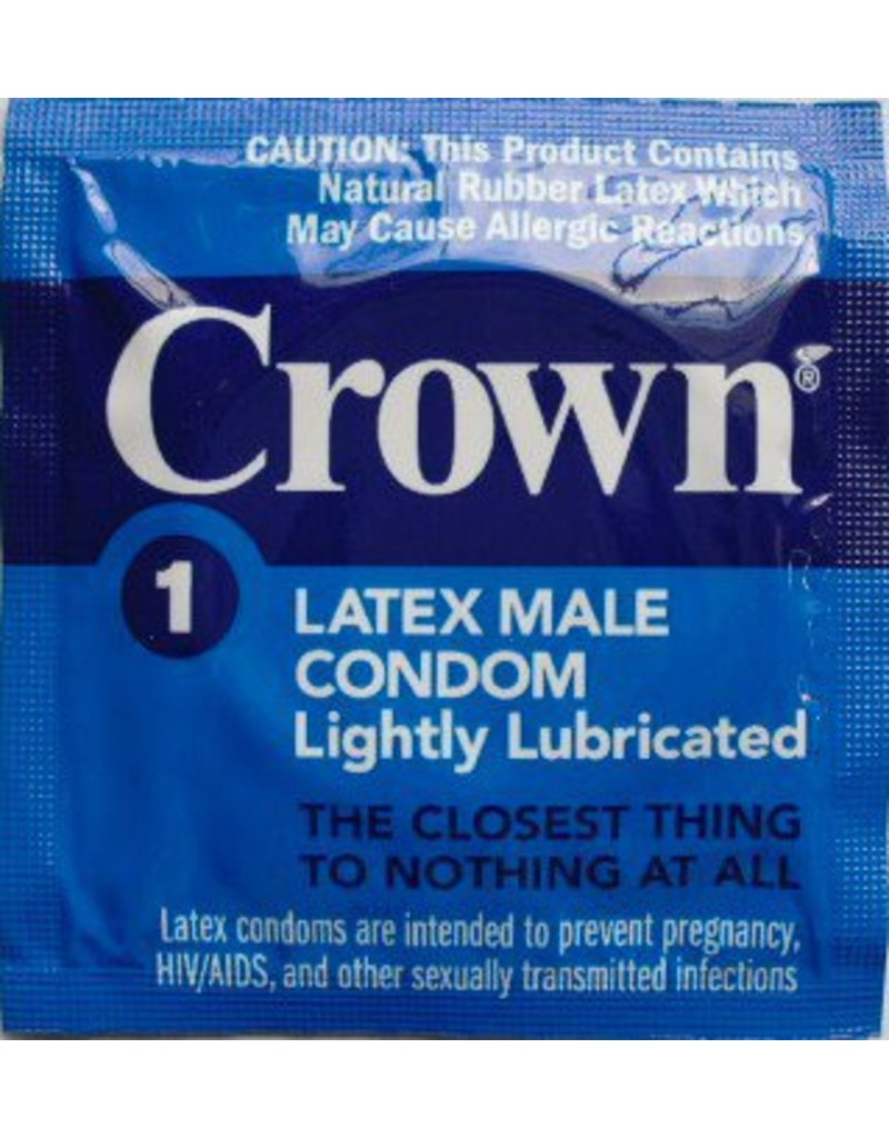 Crown Skinless Condom