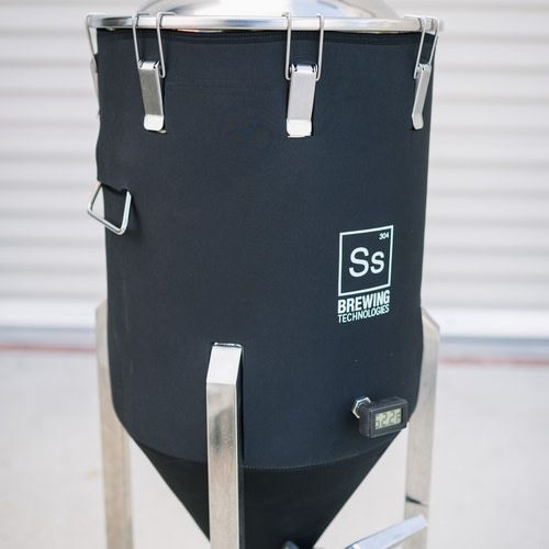 SS Brewing Technologies 7 gal | Chronical Brewmaster Edition Fermentor with Heating & Chilling Package