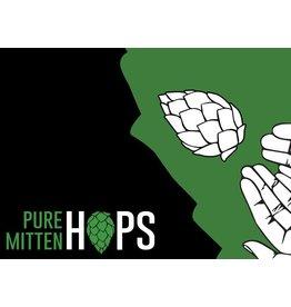 Pure Mitten Hops Mackinaw Hop Pellets 1 LB (Pure Mitten)(2017)