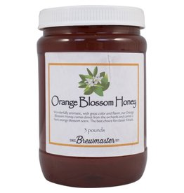 Orange Blossom Honey