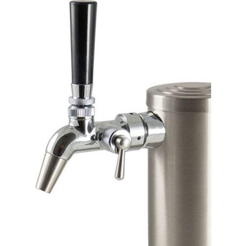 Keg King Draft Tower w/Intertap Flow Control Faucets