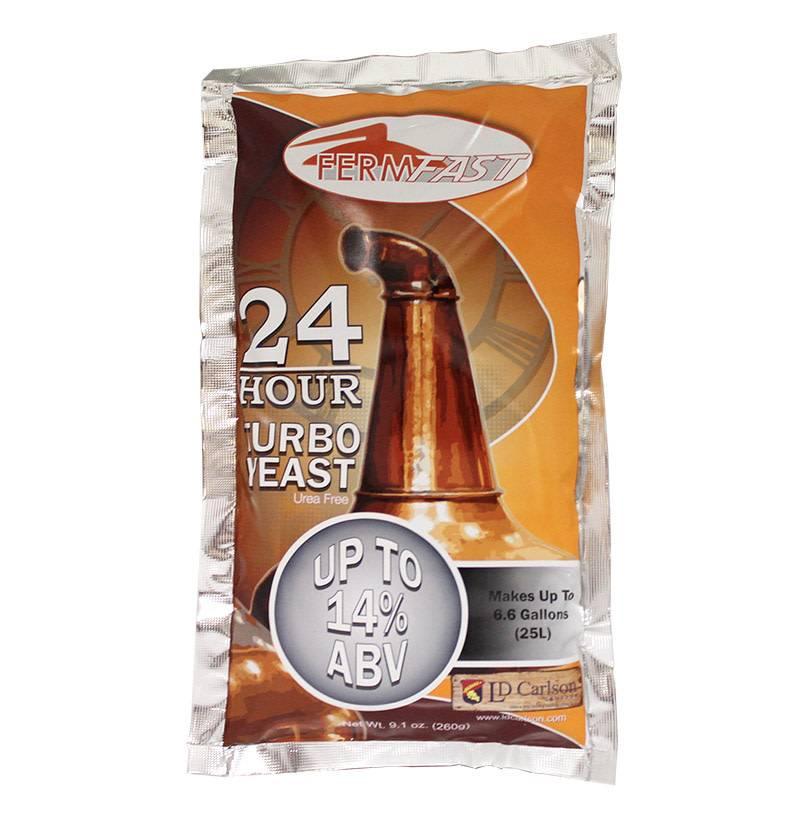 Fermfast (24 Hour Turbo Yeast)
