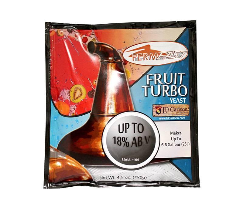 Fruit Turbo Yeast 120