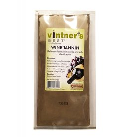 LD Carlson Wine Tannin Powder 1 OZ