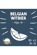 OConnors Home Brew Supply Belgian Witbier