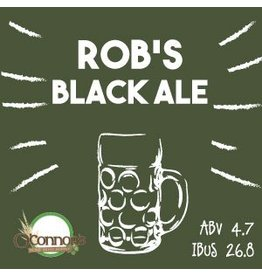 OConnors Home Brew Supply Rob's Black Ale