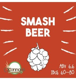OConnors Home Brew Supply SMASH Beer