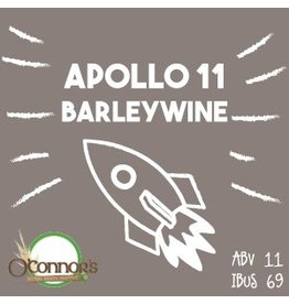 OConnors Home Brew Supply Apollo 11 Barleywine