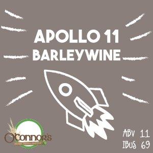 OConnors Home Brew Supply Apollo 11 Barleywine