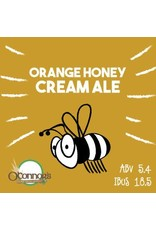 OConnors Home Brew Supply Orange Honey Cream Ale