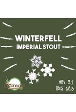 OConnors Home Brew Supply Winterfell Imperial Stout
