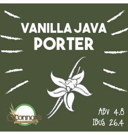 OConnors Home Brew Supply Vanilla Java Porter