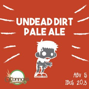 OConnors Home Brew Supply Undead Dirt Pale Ale