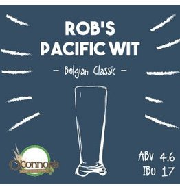 OConnors Home Brew Supply Rob's Pacific Wit