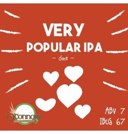 OConnors Home Brew Supply Very Popular IPA