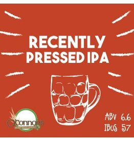 OConnors Home Brew Supply Recently Pressed IPA