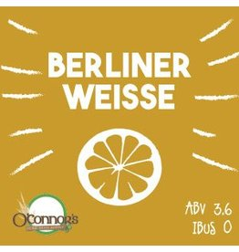 OConnors Home Brew Supply Berliner Weisse