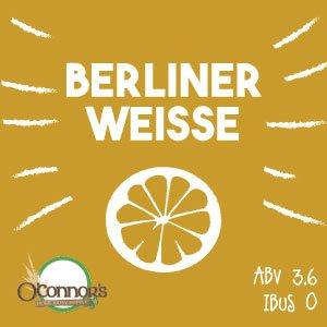 OConnors Home Brew Supply Berliner Weisse