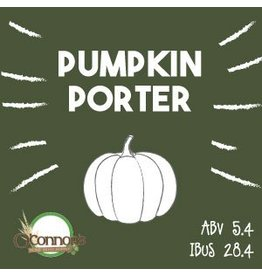OConnors Home Brew Supply Pumpkin Porter