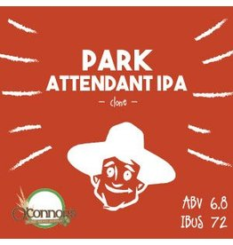 OConnors Home Brew Supply Park Attendant IPA