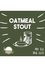 OConnors Home Brew Supply Oatmeal Stout