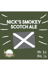 OConnors Home Brew Supply Nick's Smokey Scotch Ale