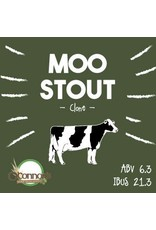 OConnors Home Brew Supply Moo Stout