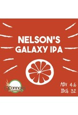 OConnors Home Brew Supply Nelsons Galaxy IPA