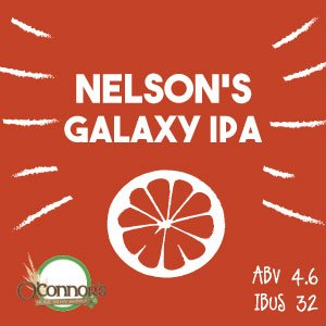 OConnors Home Brew Supply Nelson's Galaxy IPA