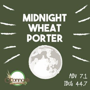 OConnors Home Brew Supply Midnight Wheat Porter