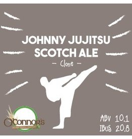 OConnors Home Brew Supply Johnny Jujitsu Scotch Ale
