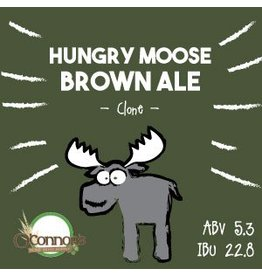 OConnors Home Brew Supply Hungry Moose Brown Ale