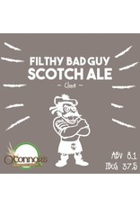 OConnors Home Brew Supply Filthy Bad Guy Scotch Ale