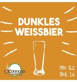 OConnors Home Brew Supply Dunkles Weissbier