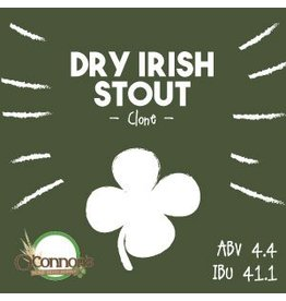 OConnors Home Brew Supply Dry Irish Stout