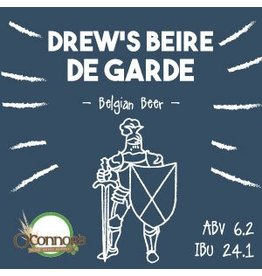 OConnors Home Brew Supply Drew's Biere de Garde
