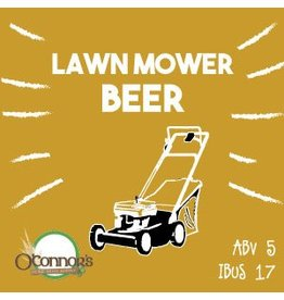OConnors Home Brew Supply Lawn Mower Beer