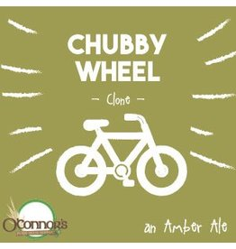 OConnors Home Brew Supply Chubby Wheel Amber Ale