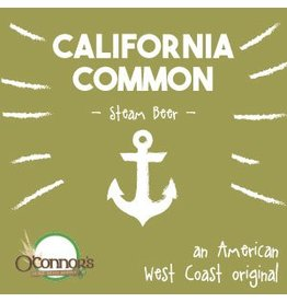 OConnors Home Brew Supply California Common