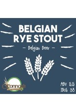OConnors Home Brew Supply Belgian Rye Stout