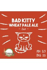 OConnors Home Brew Supply Bad Kitty Wheat Pale Ale