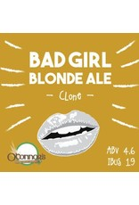 OConnors Home Brew Supply Bad Girl Blonde Ale