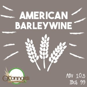 OConnors Home Brew Supply American Barleywine